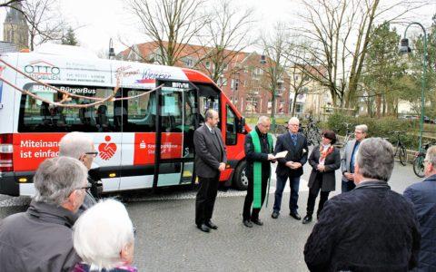 Segnung Bürgerbus
